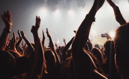 Goed nieuws voor <span>concertgangers?</span>